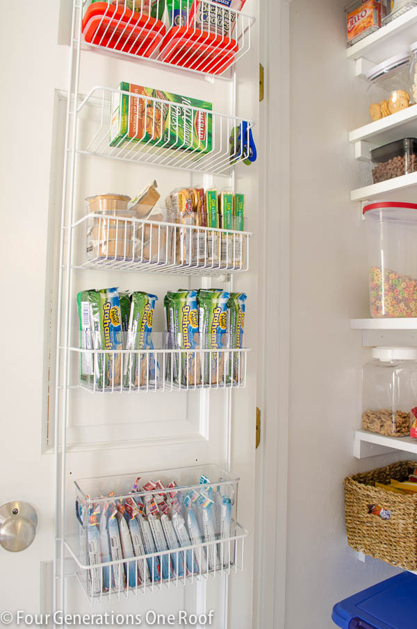 ... Closetmaid Over The Door Pantry Organizer Thesecretconsul Com