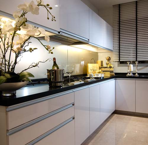 Kitchen food storage cabinets Photo - 8