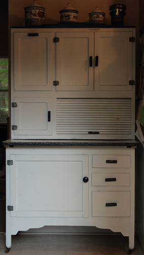 Kitchen free standing cabinets Photo - 11