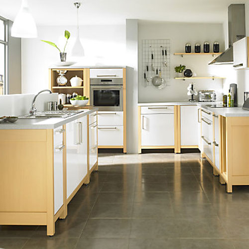 Kitchen free standing cabinets Photo - 4