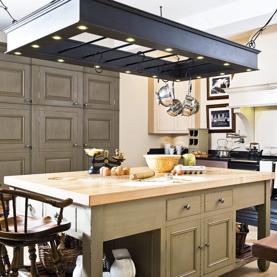 Kitchen free standing cabinets Photo - 5