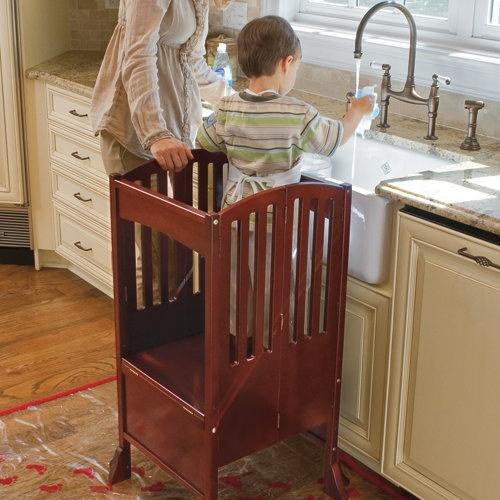 Kitchen helper step stool Photo - 9