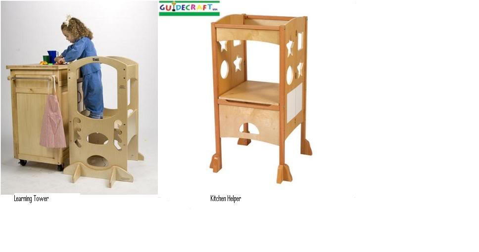 Kitchen helper stool Photo - 10