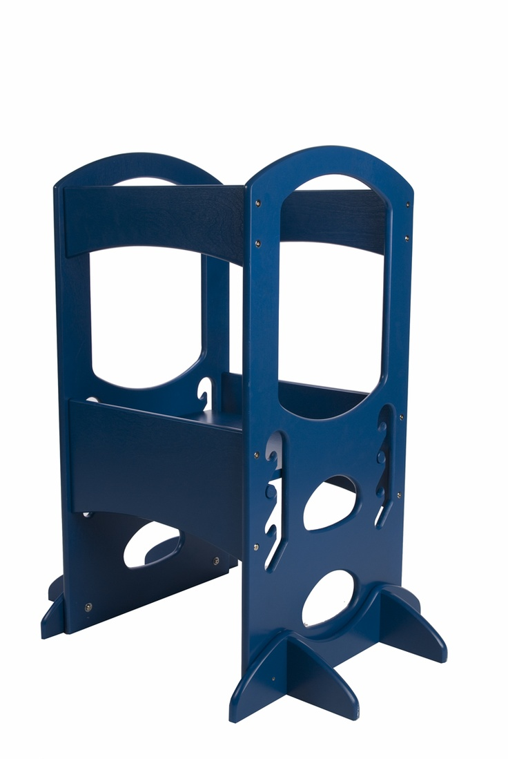 Kitchen helper stool for toddlers Photo - 12