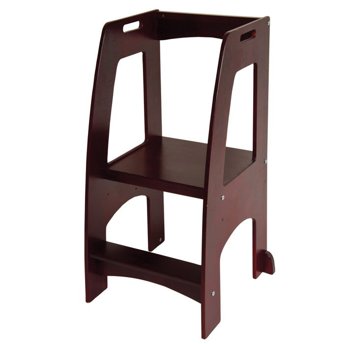 Kitchen helper stool for toddlers Photo - 4