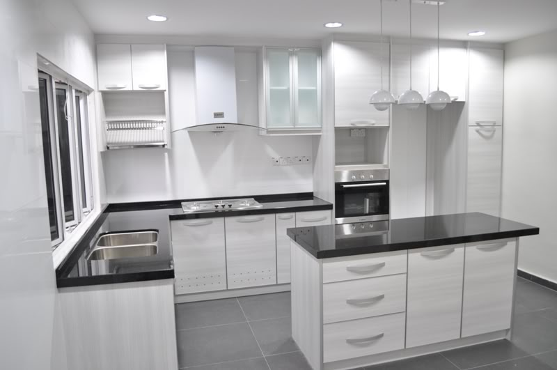 Kitchen island cabinet Photo - 1