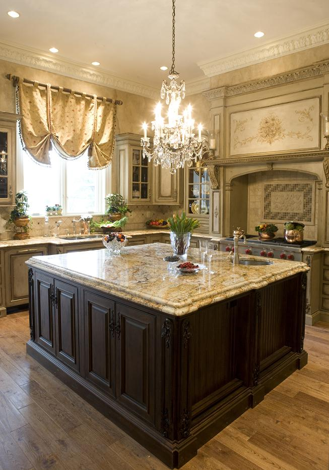 Kitchen island cabinet Photo - 6