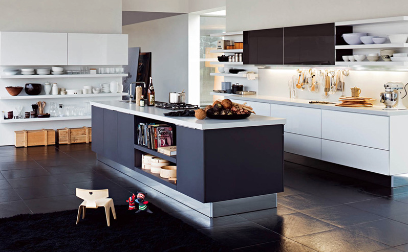 Kitchen island cabinet Photo - 7