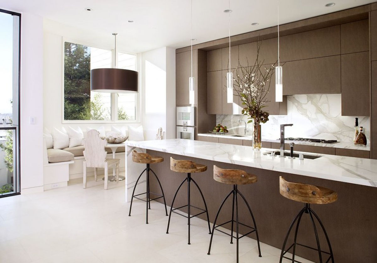 Kitchen island chairs or stools Photo - 5