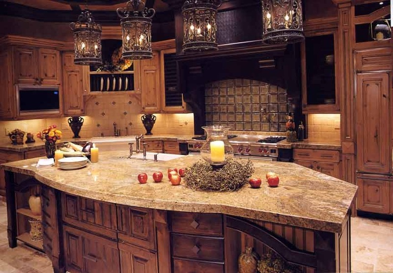 Kitchen island tables Photo - 12