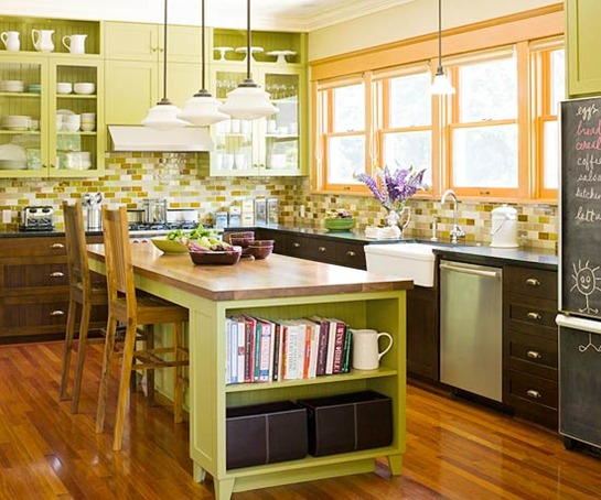 Kitchen island tables Photo - 2