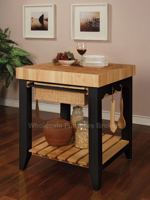 Kitchen island tables Photo - 5