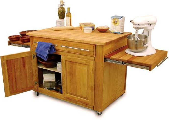 post navigation kitchen island