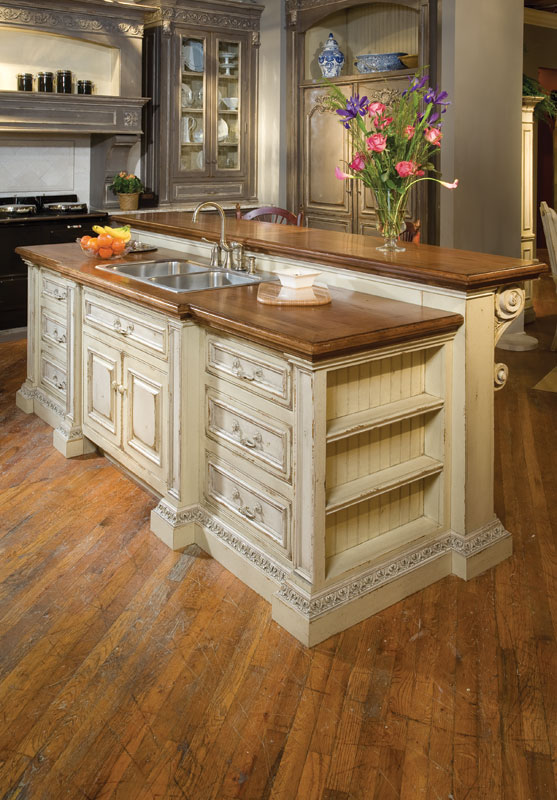 10 Photos To Kitchen Island With Butcher Block