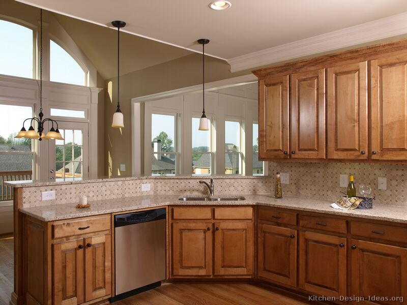 Kitchen island with cabinets Photo - 9