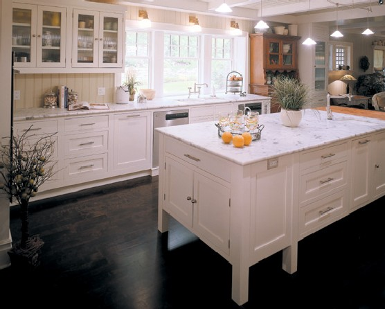 Kitchen island with cabinets Photo - 4