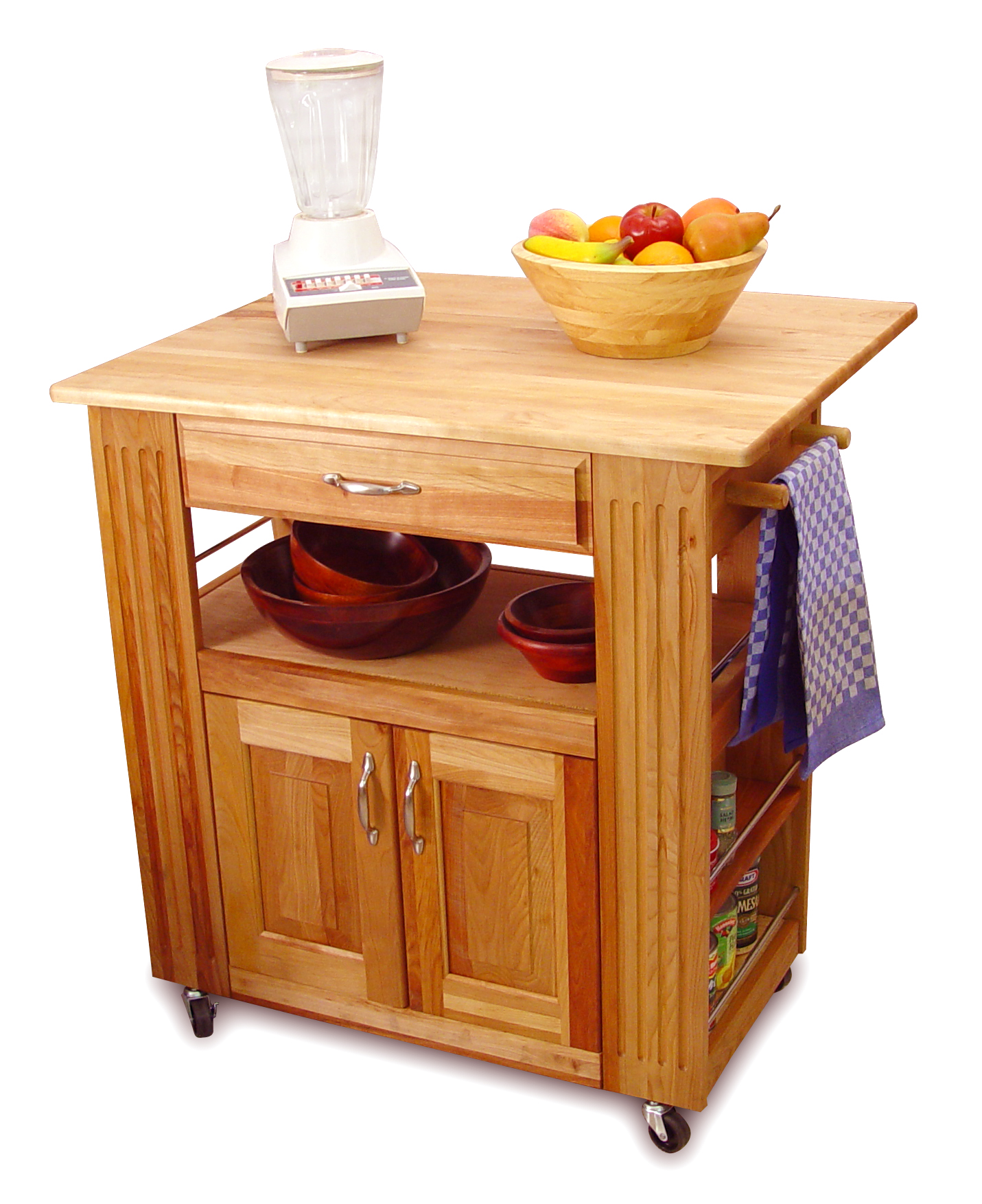 Kitchen island with drop leaf – Kitchen ideas