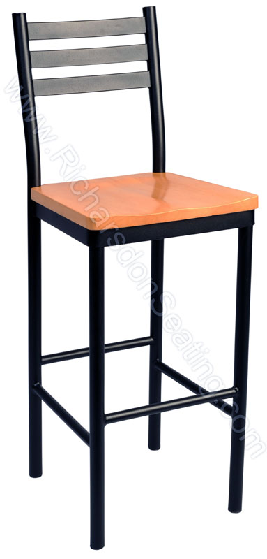 Kitchen ladder stool Photo - 4