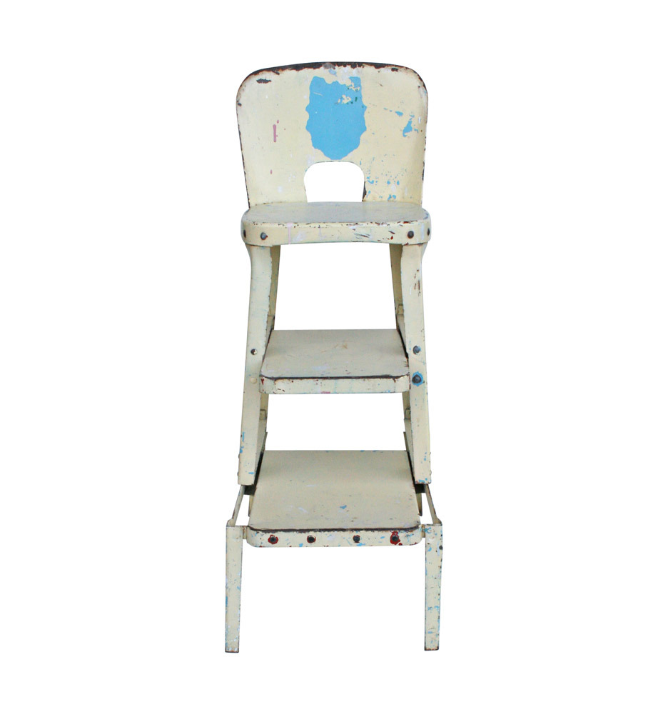 Kitchen ladder stool Photo - 5
