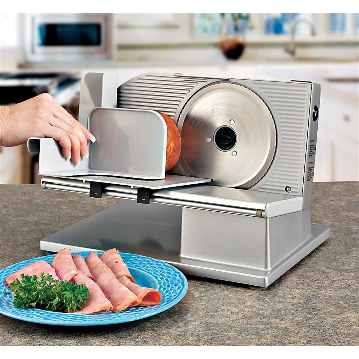 Kitchen meat slicer Photo - 3