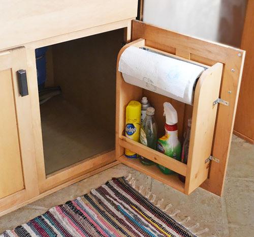 Kitchen organizer cabinet Photo - 4
