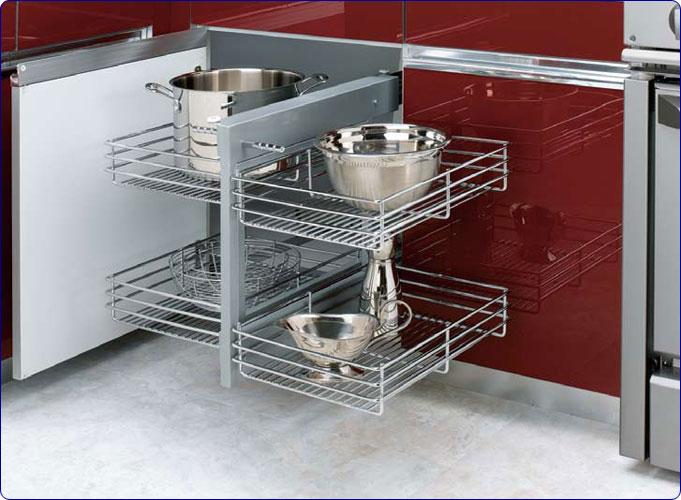 Kitchen organizer cabinet Photo - 5