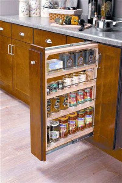 Kitchen organizer cabinet Photo - 6