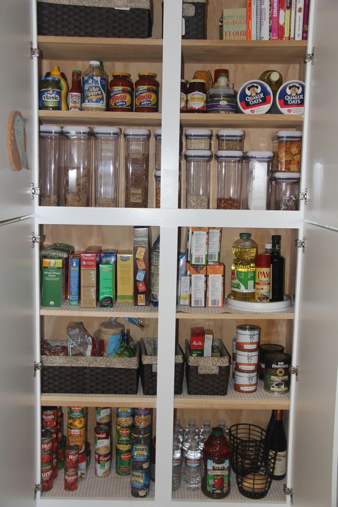 Kitchen pantry cabinet Photo - 12