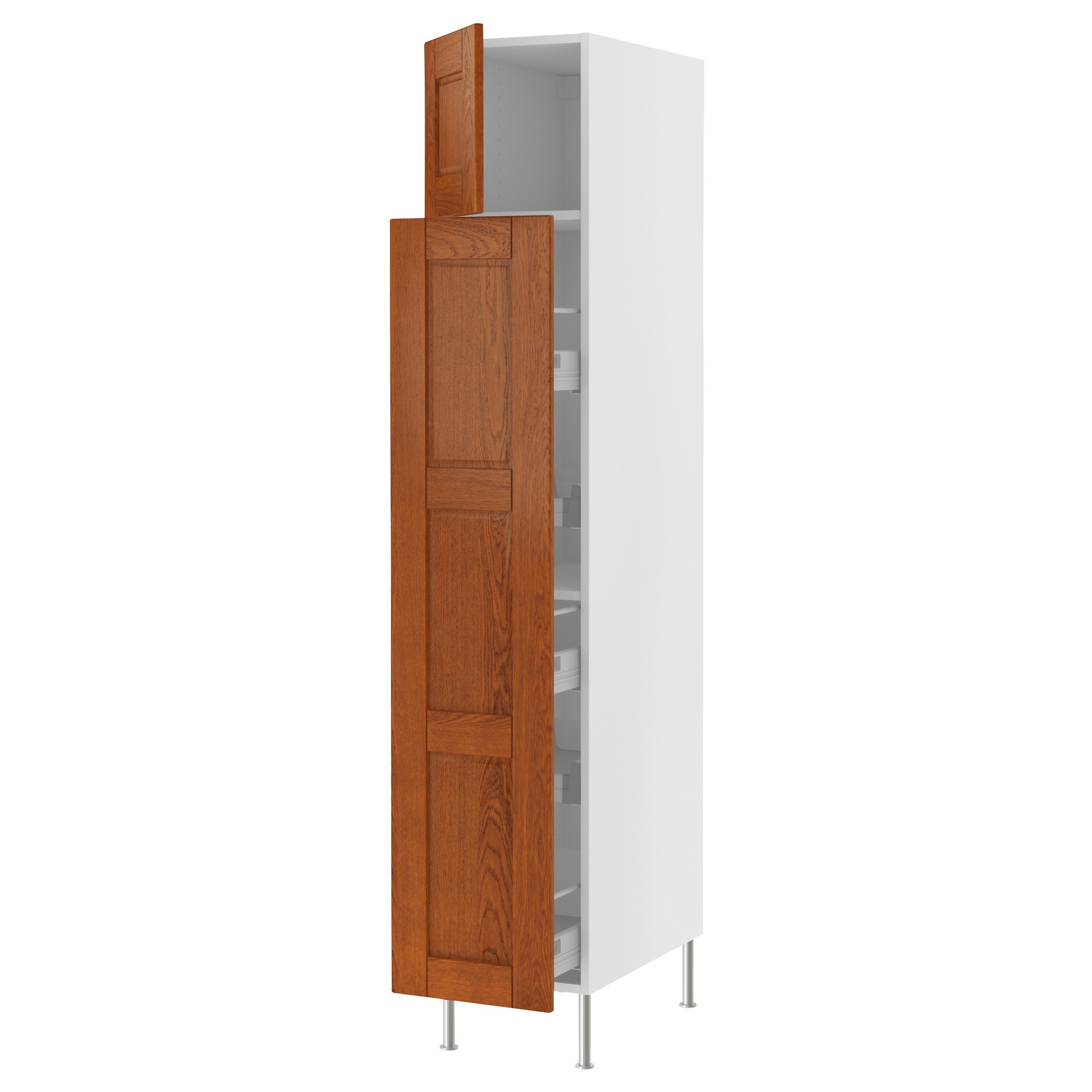 Kitchen pantry cabinet freestanding Photo - 5