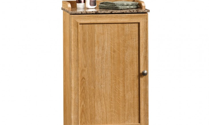 Kitchen pantry cabinet with pull out shelves Photo - 12