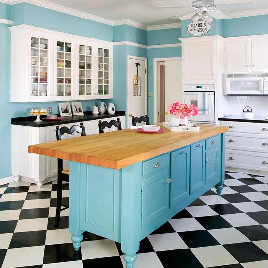 Kitchen pantry cabinets freestanding Photo - 9
