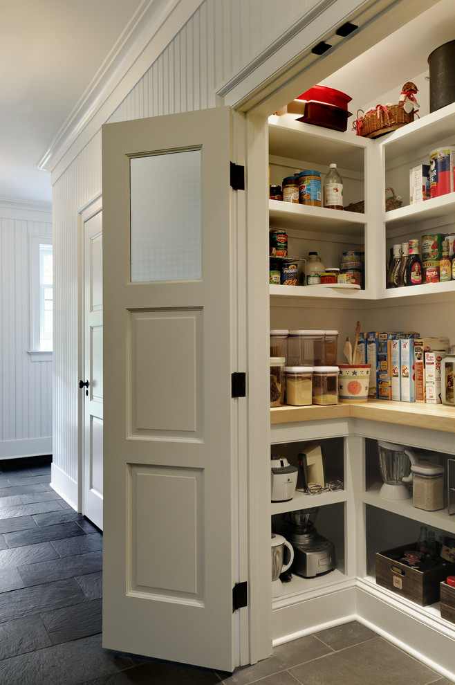 Kitchen pantry cabinets freestanding Photo - 5