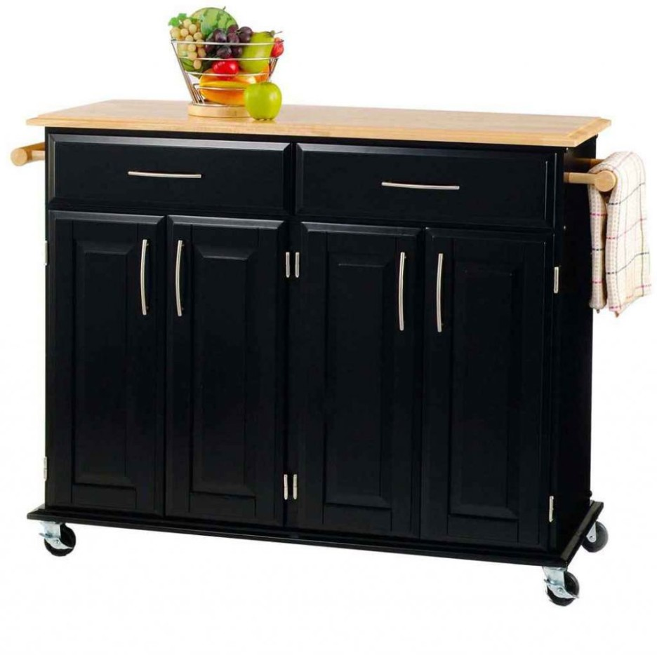 Kitchen pantry cabinets freestanding Photo - 7