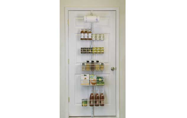 Superb Kitchen Pantry Door Organizer Photo U2013 5