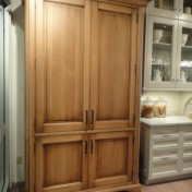 Kitchen pantry free standing Photo - 1