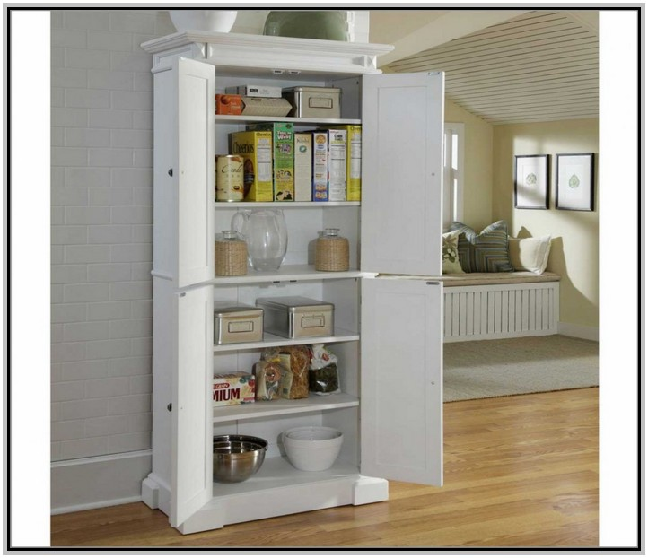 Kitchen Pantry Free Standing Photo 6 Kitchen Ideas