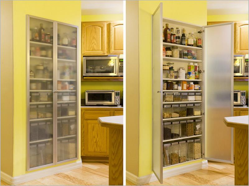 Awesome small kitchen storage cabinets