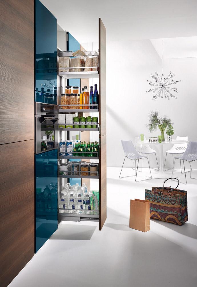 Kitchen pantry storage cabinet Photo - 11