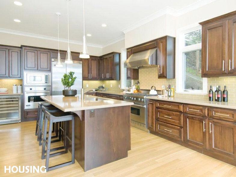 Kitchen pantry storage cabinet Photo - 12