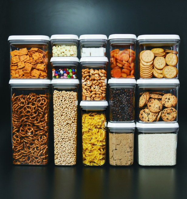kitchen pantry storage containers photo