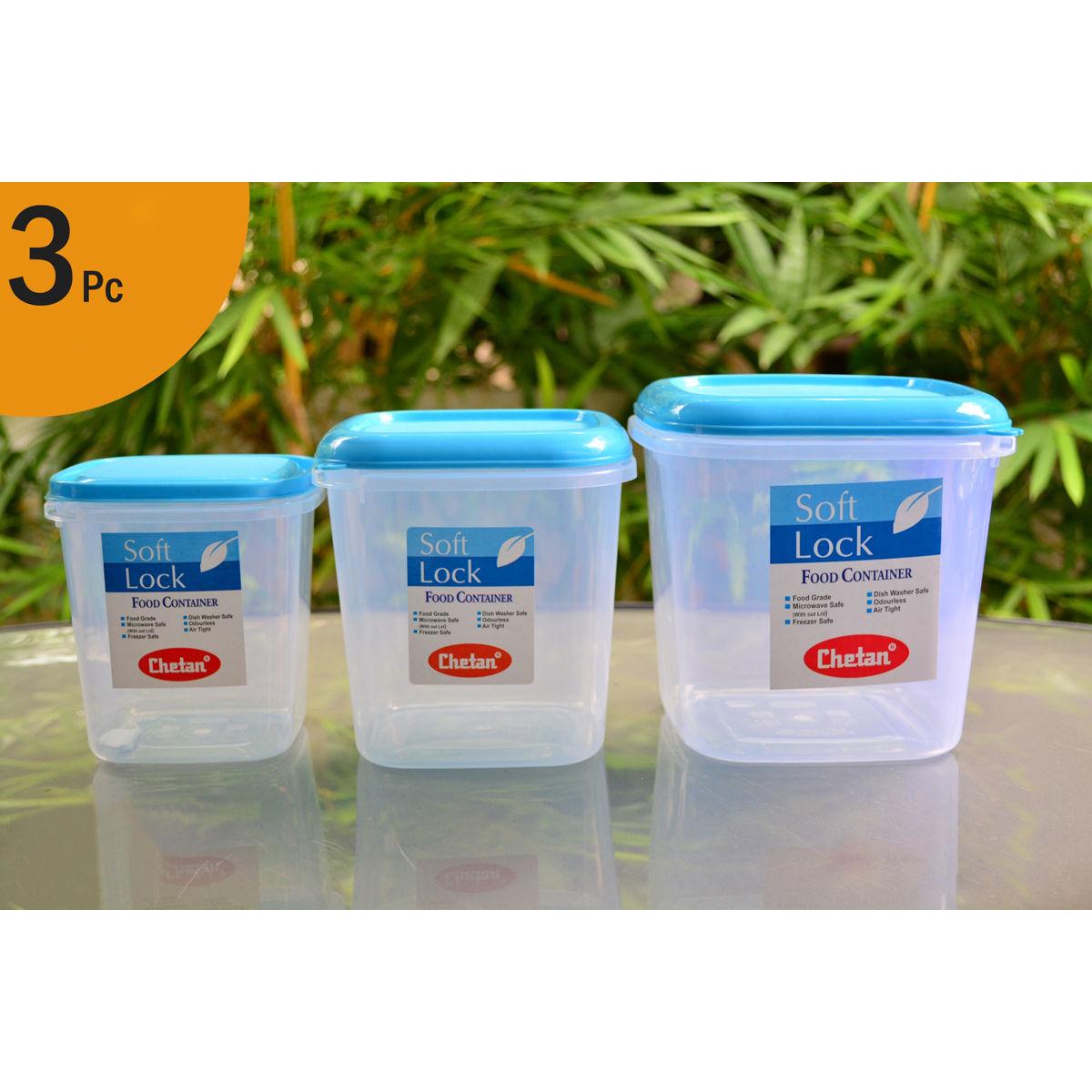 Kitchen plastic storage containers Photo - 11 | Kitchen ideas