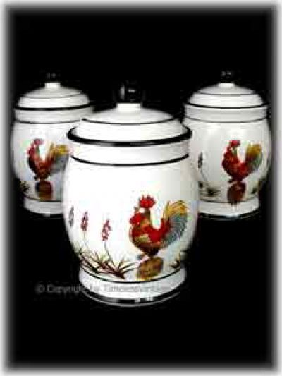 Kitchen rooster decor photo 1 kitchen ideas - Kitchen rooster decor ...