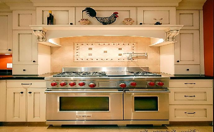Kitchen Rooster Decor Photo - 1