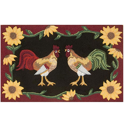 Kitchen Rooster Rugs Kitchen Ideas