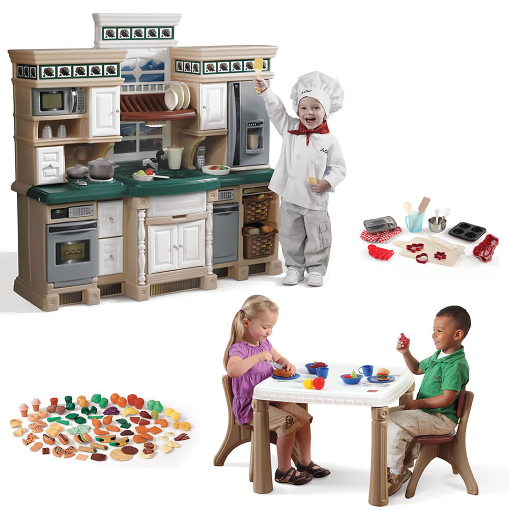 Kitchen sets for girls Photo - 3