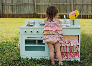 Kitchen sets for girls Photo - 4