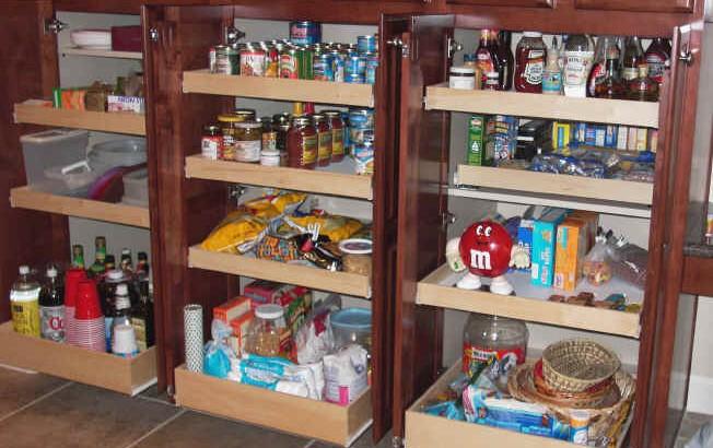 10 Photos To Kitchen Shelf Dividers