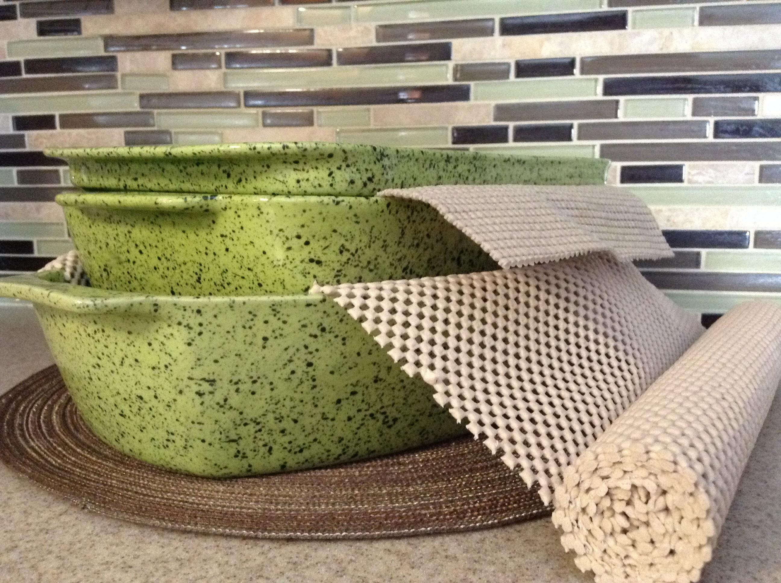 kitchen shelf liner | kitchen ideas