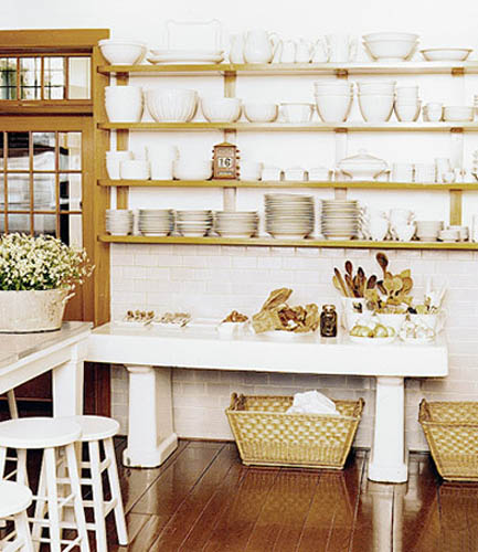 Kitchen Shelves Wall Mounted | Kitchen Ideas