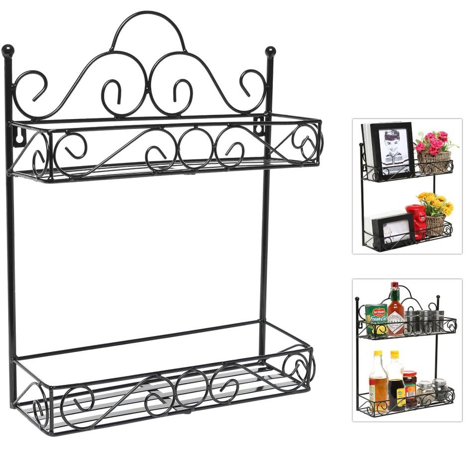 Kitchen Shelves Wall Mounted Kitchen Ideas
